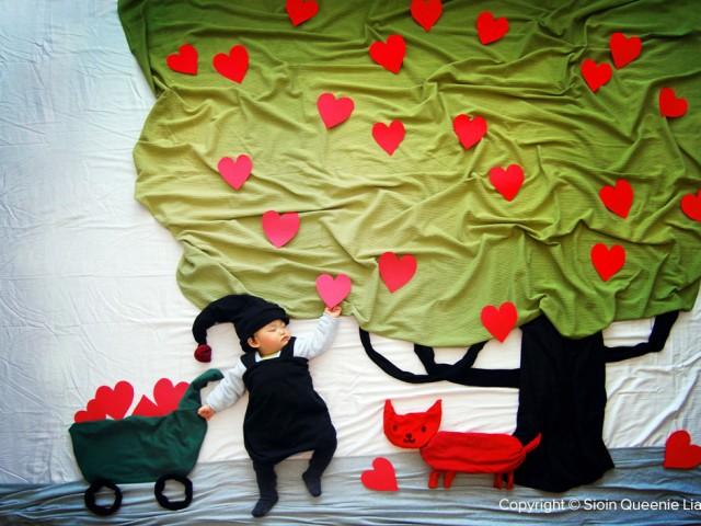 Harvesting Love