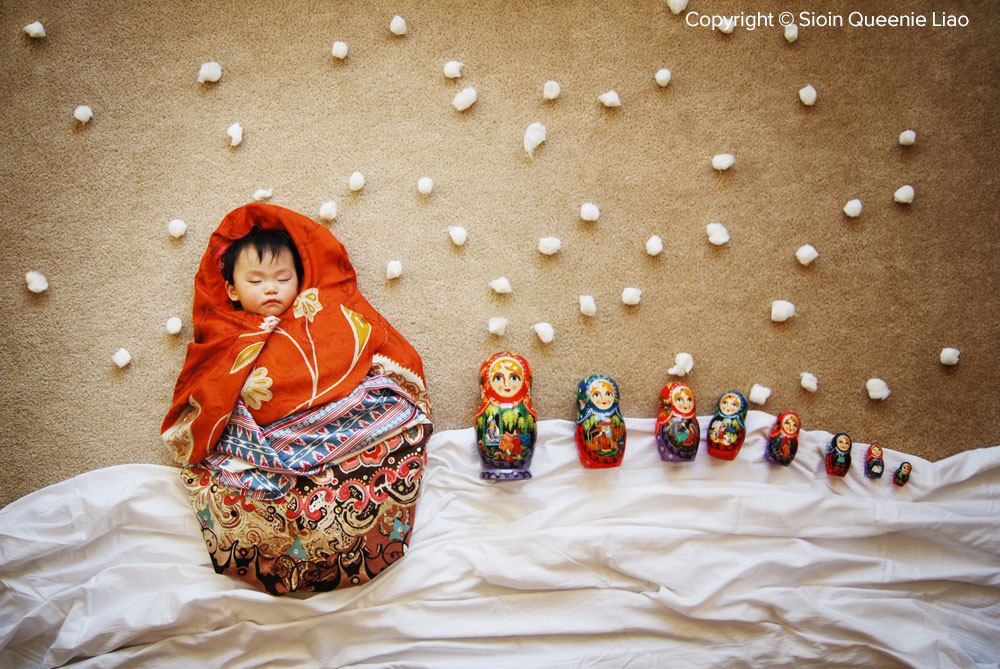 The Precious Matryoshka